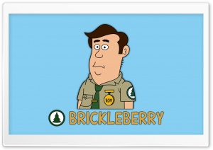 Brickleberry Steve HD Wide Wallpaper for 4K UHD Widescreen desktop & smartphone