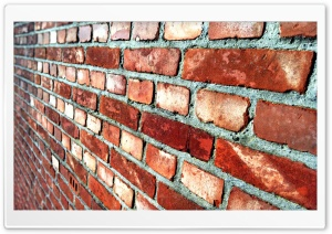 BrickWall HD Wide Wallpaper for Widescreen
