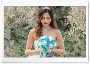 Bride HD Wide Wallpaper for Widescreen