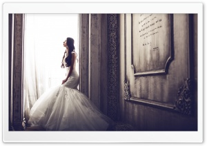Bride HD Wide Wallpaper for Widescreen