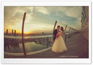 Bride and Groom, Wedding Ultra HD Wallpaper for 4K UHD Widescreen desktop, tablet & smartphone