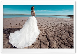 Bride Outdoor Photography HD Wide Wallpaper for 4K UHD Widescreen desktop & smartphone