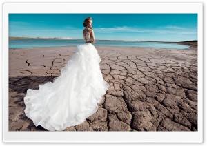 Bride Outdoor Photography Ultra HD Wallpaper for 4K UHD Widescreen desktop, tablet & smartphone