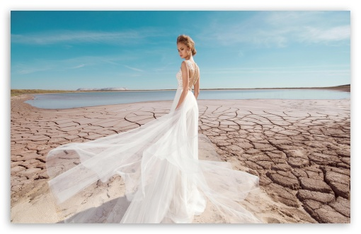 Download Bride Photoshoot HD Wallpaper