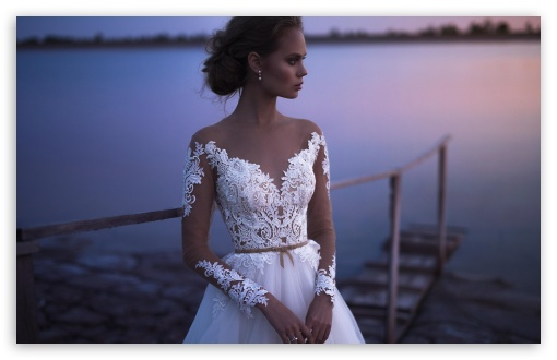 Bride, Wedding, Lake, Evening UltraHD Wallpaper for Wide 16:10 5:3 Widescreen WHXGA WQXGA WUXGA WXGA WGA ; 8K UHD TV 16:9 Ultra High Definition 2160p 1440p 1080p 900p 720p ; Standard 4:3 5:4 3:2 Fullscreen UXGA XGA SVGA QSXGA SXGA DVGA HVGA HQVGA ( Apple PowerBook G4 iPhone 4 3G 3GS iPod Touch ) ; Smartphone 16:9 3:2 5:3 2160p 1440p 1080p 900p 720p DVGA HVGA HQVGA ( Apple PowerBook G4 iPhone 4 3G 3GS iPod Touch ) WGA ; Tablet 1:1 ; iPad 1/2/Mini ; Mobile 4:3 5:3 3:2 16:9 5:4 - UXGA XGA SVGA WGA DVGA HVGA HQVGA ( Apple PowerBook G4 iPhone 4 3G 3GS iPod Touch ) 2160p 1440p 1080p 900p 720p QSXGA SXGA ;