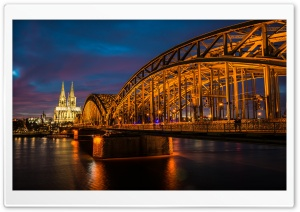 Bridge Ultra HD Wallpaper for 4K UHD Widescreen desktop, tablet & smartphone