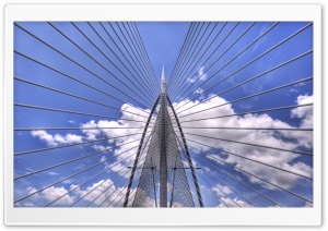 Bridge In Kuala Lumpur HD Wide Wallpaper for 4K UHD Widescreen desktop & smartphone
