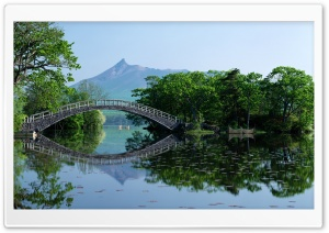 Bridge, Japan HD Wide Wallpaper for 4K UHD Widescreen desktop & smartphone