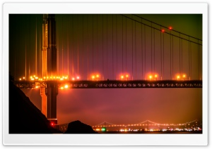 Bridges In Los Angeles Ultra HD Wallpaper for 4K UHD Widescreen desktop, tablet & smartphone
