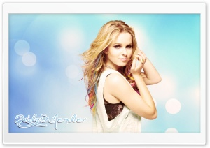Bridgit Mendler HD Wide Wallpaper for Widescreen