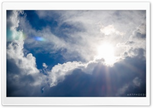 Bright Sky HD Wide Wallpaper for Widescreen