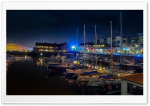 Brighton Marina HD Wide Wallpaper for Widescreen