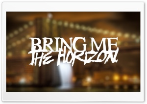 Bring Me The Horizon HD Wide Wallpaper for 4K UHD Widescreen desktop & smartphone