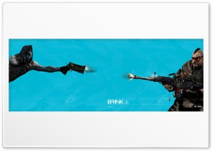 Brink HD Wide Wallpaper for Widescreen