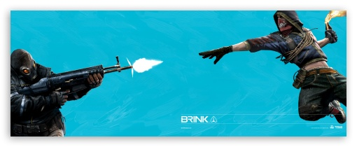 Brink game HD wallpaper for Dual 4:3 5:4 16:10 UXGA XGA SVGA QSXGA SXGA WHXGA WQXGA WUXGA WXGA ;