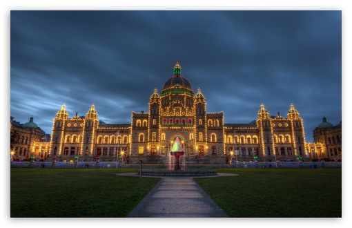 British Columbia Parliament Buildings Christmas ❤ 4K UHD Wallpaper for Wide 16:10 5:3 Widescreen WHXGA WQXGA WUXGA WXGA WGA ; 4K UHD 16:9 Ultra High Definition 2160p 1440p 1080p 900p 720p ; UHD 16:9 2160p 1440p 1080p 900p 720p ; Standard 5:4 3:2 Fullscreen QSXGA SXGA DVGA HVGA HQVGA ( Apple PowerBook G4 iPhone 4 3G 3GS iPod Touch ) ; Mobile 5:3 3:2 16:9 5:4 - WGA DVGA HVGA HQVGA ( Apple PowerBook G4 iPhone 4 3G 3GS iPod Touch ) 2160p 1440p 1080p 900p 720p QSXGA SXGA ;