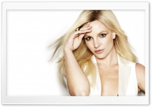 Britney Spears 2011 HD Wide Wallpaper for Widescreen