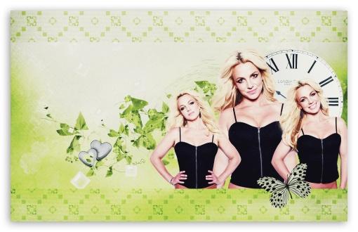 Britney Spears UltraHD Wallpaper for Wide 16:10 Widescreen WHXGA WQXGA WUXGA WXGA ;
