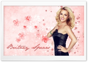 Britney Spears HD Wide Wallpaper for Widescreen