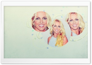 Britney Spears Smile HD Wide Wallpaper for Widescreen