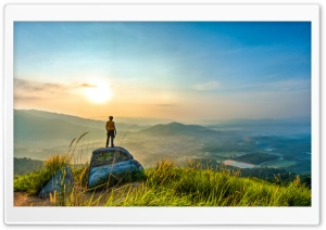 Broga Hills, Malaysia HD Wide Wallpaper for Widescreen