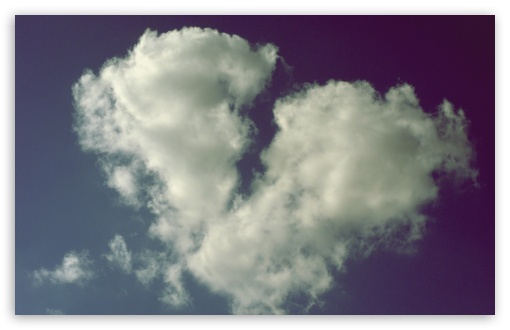 Broken Heart Shaped Cloud ❤ 4K UHD Wallpaper for Wide 16:10 5:3 Widescreen WHXGA WQXGA WUXGA WXGA WGA ; Standard 4:3 5:4 3:2 Fullscreen UXGA XGA SVGA QSXGA SXGA DVGA HVGA HQVGA ( Apple PowerBook G4 iPhone 4 3G 3GS iPod Touch ) ; iPad 1/2/Mini ; Mobile 4:3 5:3 3:2 5:4 - UXGA XGA SVGA WGA DVGA HVGA HQVGA ( Apple PowerBook G4 iPhone 4 3G 3GS iPod Touch ) QSXGA SXGA ;