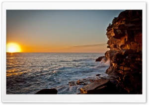 Bronte, New South Wales, Australia HD Wide Wallpaper for Widescreen
