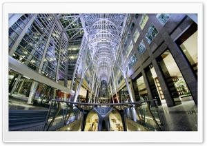 Brookfield Place, Toronto, Ontario, Canada HD Wide Wallpaper for 4K UHD Widescreen desktop & smartphone