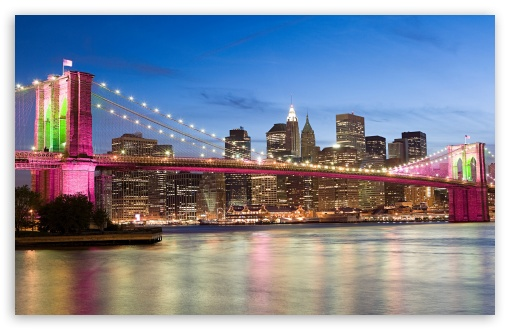 Brooklyn Bridge In Pink, New York ❤ 4K UHD Wallpaper for Wide 16:10 5:3 Widescreen WHXGA WQXGA WUXGA WXGA WGA ; 4K UHD 16:9 Ultra High Definition 2160p 1440p 1080p 900p 720p ; Standard 4:3 5:4 3:2 Fullscreen UXGA XGA SVGA QSXGA SXGA DVGA HVGA HQVGA ( Apple PowerBook G4 iPhone 4 3G 3GS iPod Touch ) ; iPad 1/2/Mini ; Mobile 4:3 5:3 3:2 16:9 5:4 - UXGA XGA SVGA WGA DVGA HVGA HQVGA ( Apple PowerBook G4 iPhone 4 3G 3GS iPod Touch ) 2160p 1440p 1080p 900p 720p QSXGA SXGA ;