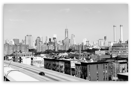 Download Brooklyn From My Airbnb HD Wallpaper