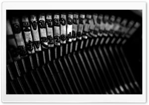 Brother Typewriter HD Wide Wallpaper for 4K UHD Widescreen desktop & smartphone