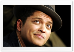 Bruno Mars HD Wide Wallpaper for Widescreen