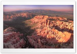 Bryce Canyon Sunset HD Wide Wallpaper for 4K UHD Widescreen desktop & smartphone