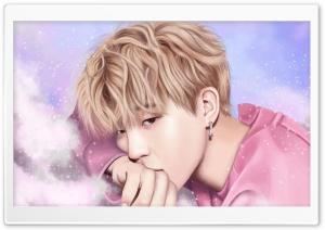 BTS Jimin Pastel Ultra HD Wallpaper for 4K UHD Widescreen desktop, tablet & smartphone