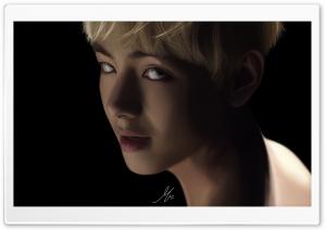 BTS Kim Ultra HD Wallpaper for 4K UHD Widescreen desktop, tablet & smartphone