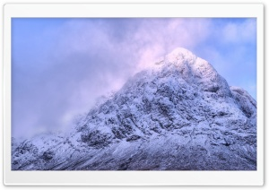 Buachaille Mountain Peak HD Wide Wallpaper for Widescreen