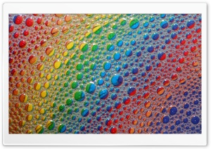 Bubbles HD Wide Wallpaper for Widescreen