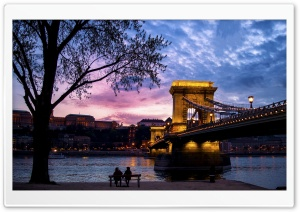 Budapest HD Wide Wallpaper for 4K UHD Widescreen desktop & smartphone