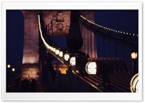Budapest bridge HD Wide Wallpaper for 4K UHD Widescreen desktop & smartphone