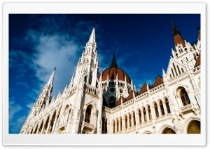 Budapest, Hungary HD Wide Wallpaper for Widescreen
