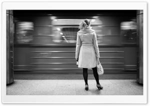 Budapest Metro HD Wide Wallpaper for 4K UHD Widescreen desktop & smartphone
