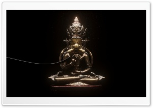Buddha Ultra HD Wallpaper for 4K UHD Widescreen desktop, tablet & smartphone