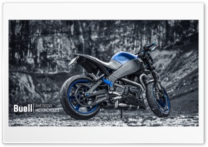 Buell XB HD Wide Wallpaper for Widescreen