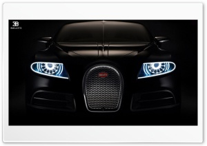 Bugatti HD Wide Wallpaper for Widescreen