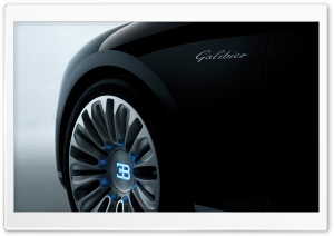 Bugatti 16C Galibier Wheel HD Wide Wallpaper for 4K UHD Widescreen desktop & smartphone