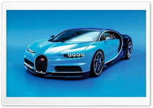 Bugatti Chiron 2017 HD Wide Wallpaper for 4K UHD Widescreen desktop & smartphone