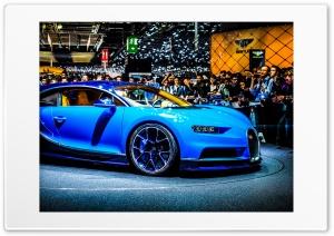Bugatti Chiron Ultra HD Wallpaper for 4K UHD Widescreen desktop, tablet & smartphone