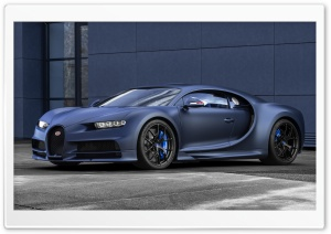 Bugatti Chiron Sport 110 ANS Ultra HD Wallpaper for 4K UHD Widescreen desktop, tablet & smartphone
