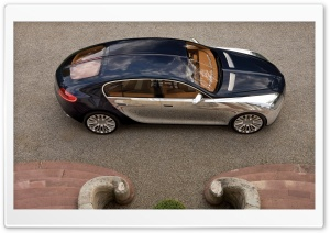 Bugatti Galibier HD Wide Wallpaper for Widescreen