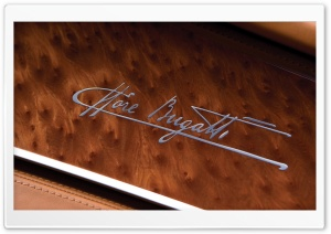 Bugatti Galibier Signature HD Wide Wallpaper for Widescreen